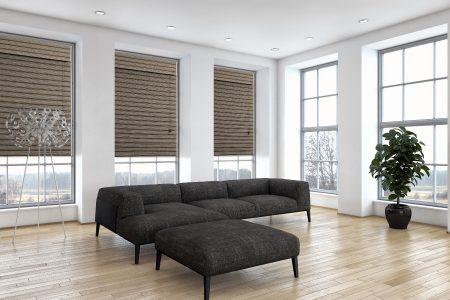 Roman Shades for homes in Orlando Florida